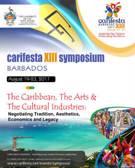 Business Models for the Arts: A Creative Canvas (Carifesta 2017)